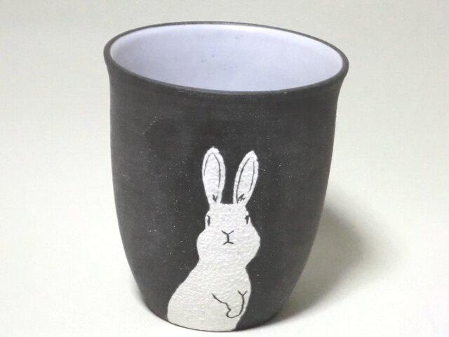 ウサギのフリーカップの画像1枚目