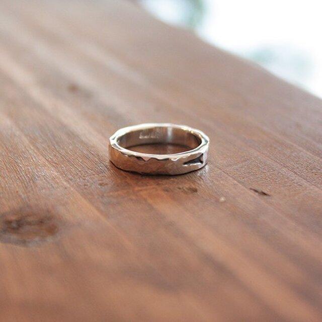針突(ハジチ)指輪トゥギャー rr-70の画像1枚目