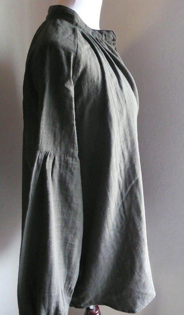 クリオネオーバーシャツの画像1枚目