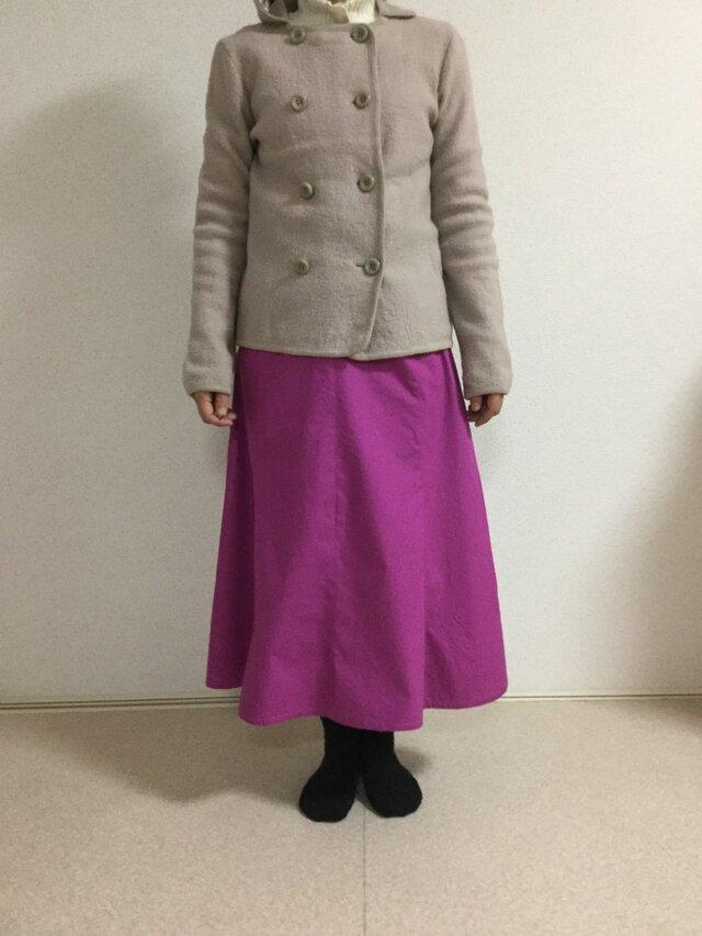 ロングスカート Mサイズの画像1枚目