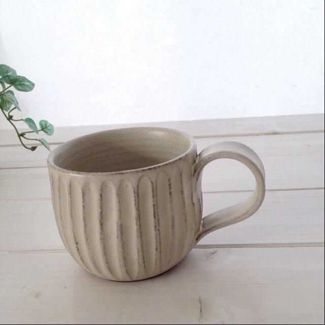 no.151しのぎマグカップの画像1枚目
