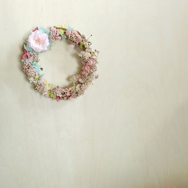 wreath-sakurasoraの画像1枚目