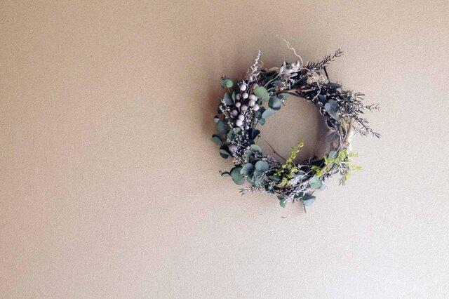 little leafy wreath 5の画像1枚目