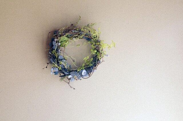 little leafy wreath 7の画像1枚目