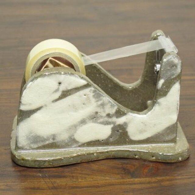 陶器製テープディスペンサー(小サイズ)の画像1枚目