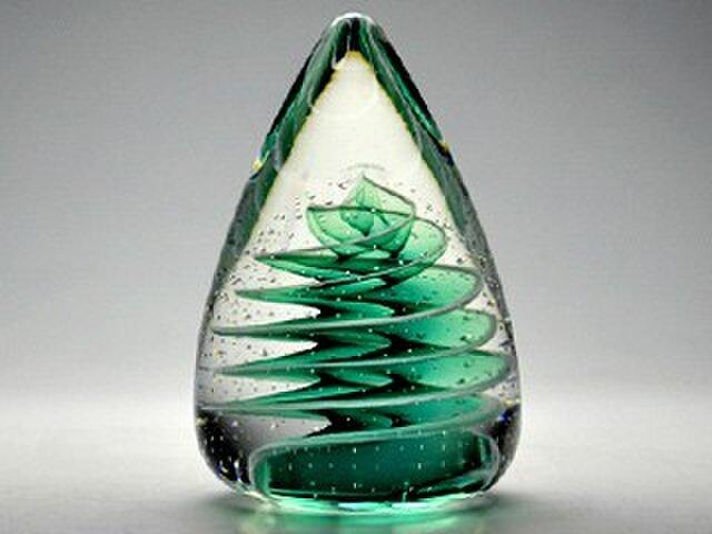 ガラスのツリー - Bright Green -の画像1枚目