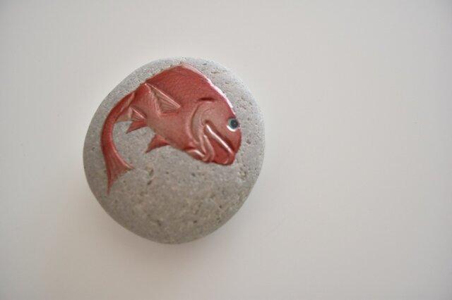 Makie pebbles 020 真鯛の画像1枚目