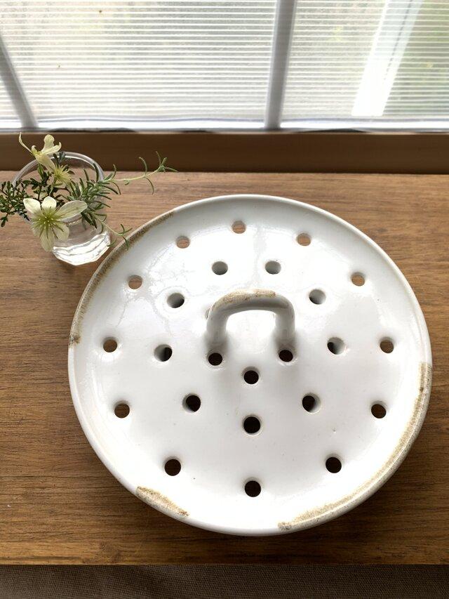2 蒸し皿:SSの画像1枚目