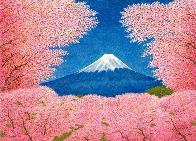 美し(うまし)国の春の画像1枚目