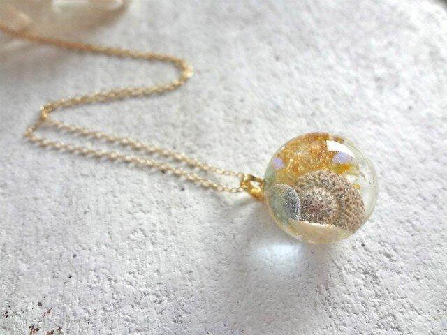 Seascape Necklace Dの画像1枚目