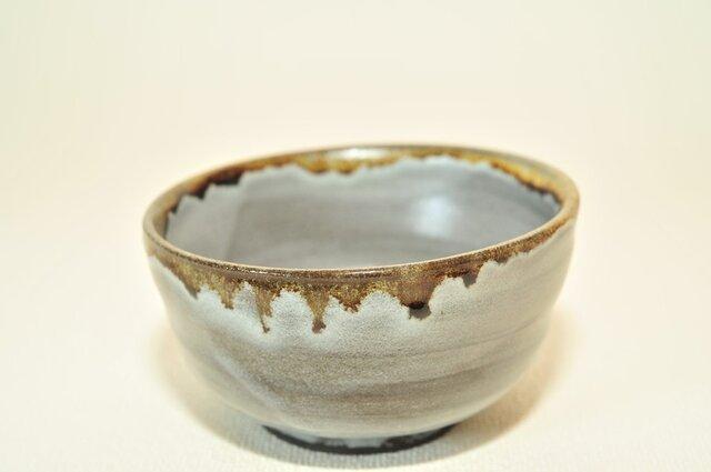 抹茶茶碗「雪霞」の画像1枚目