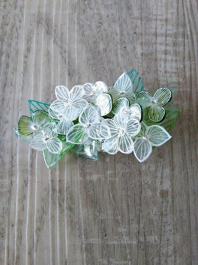 【SALE】お花のピンブローチ×クリップ(2way)の画像1枚目