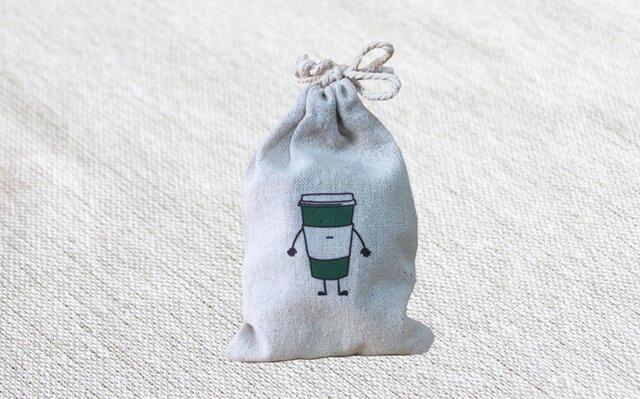 森のあられ  coffee cup   -森のサシェ–の画像1枚目