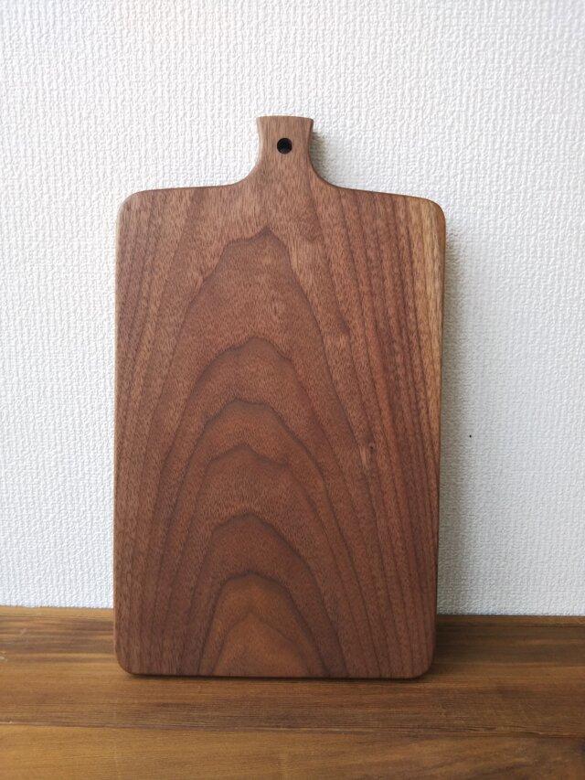 Cutting Board L - ブラックウォルナットの画像1枚目