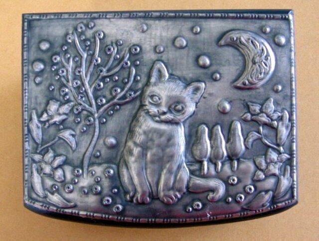 ミニボックス 猫の画像1枚目