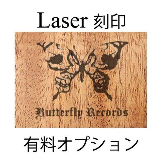 オプション【Laser刻印】の画像1枚目