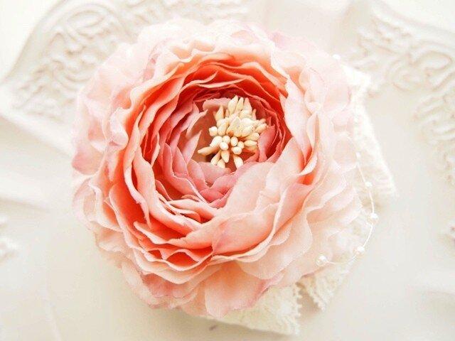 入園入学卒業、結婚式にエレガントコサージュ・ピオニーBPの画像1枚目