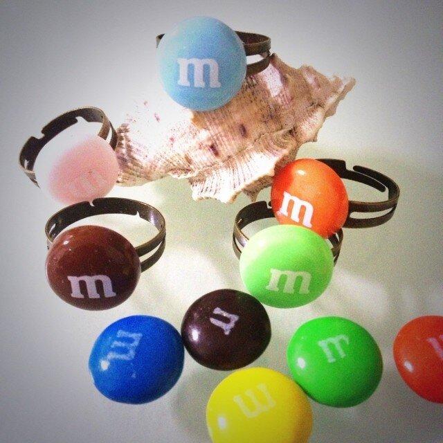 M&M RING 指輪の画像1枚目