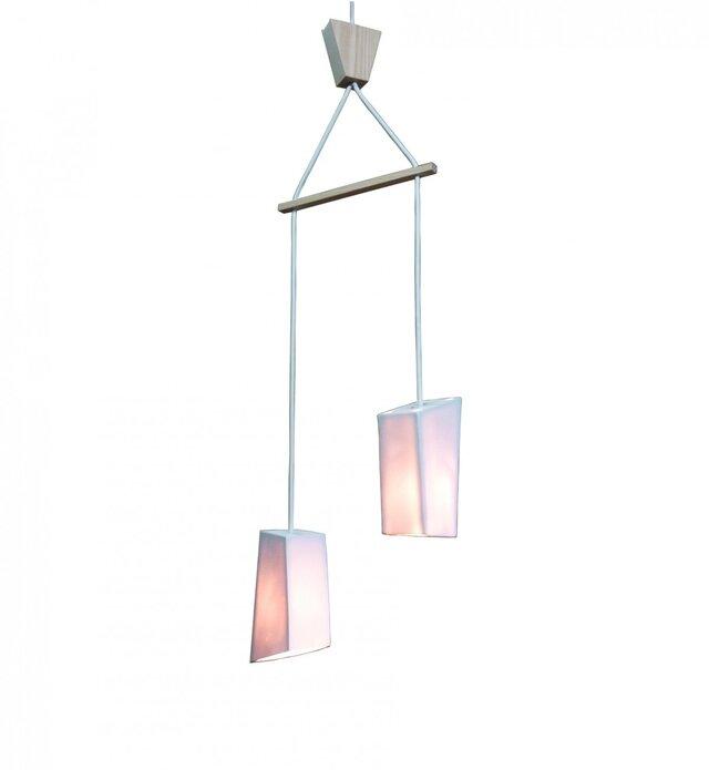 white bird pendant lamp 2の画像1枚目