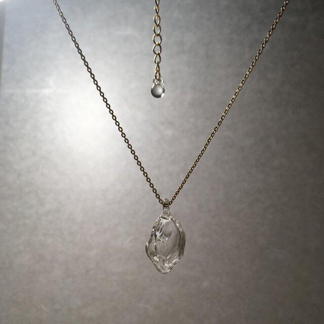 sizeL -Ice- aroma pendant chainの画像1枚目
