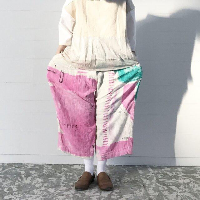cotton drawin'pantsの画像1枚目