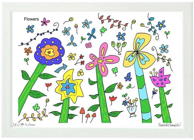 Flowers (A3frame)の画像1枚目