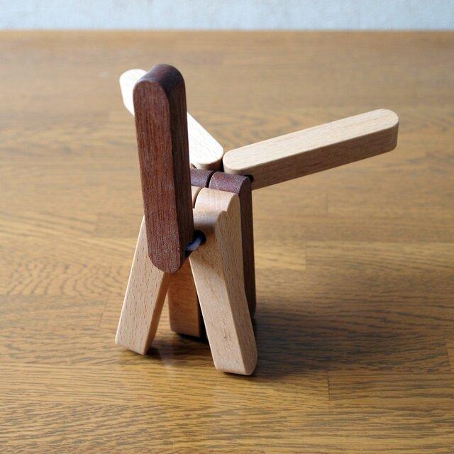 なべしき玩具9 ブナの画像1枚目