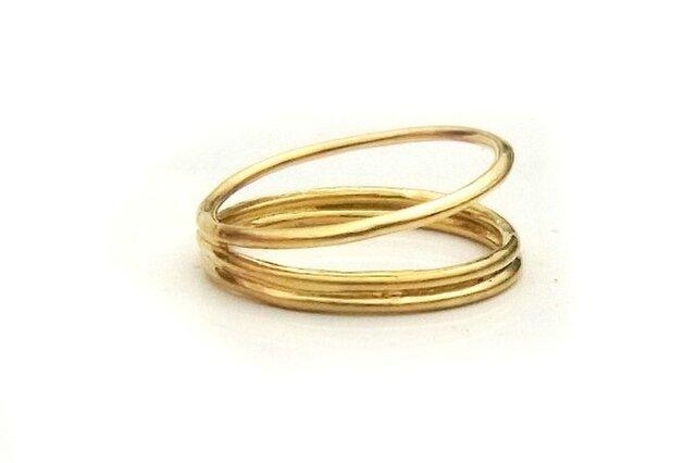 三輪(みりん)のリングの画像1枚目