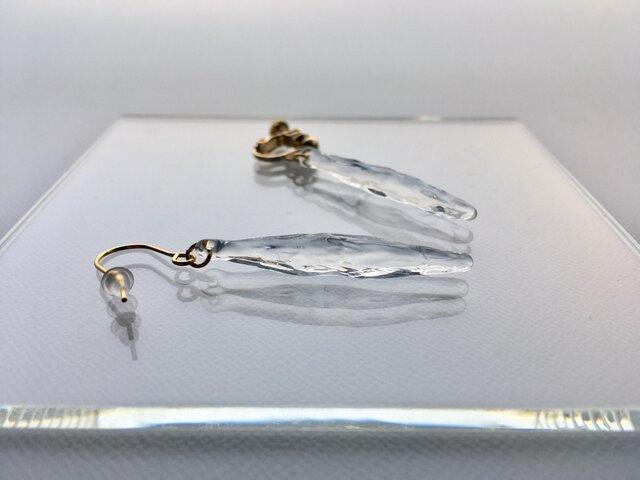 -Ice- long pierce/earringの画像1枚目
