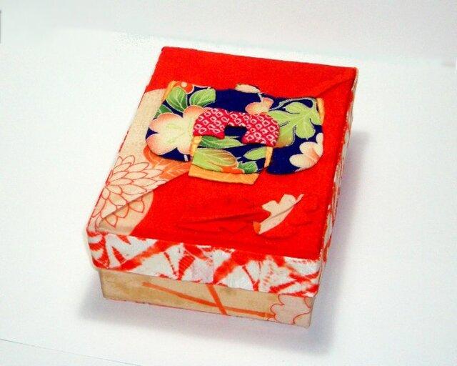 飾り箱 ー kimono ーの画像1枚目
