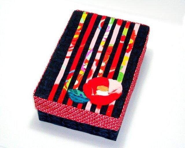 飾り箱 ー 椿 ーの画像1枚目