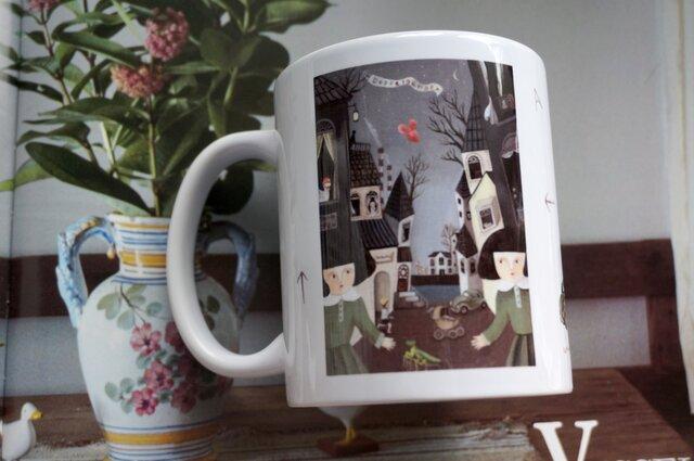 ドッペルゲンガー/マグカップの画像1枚目