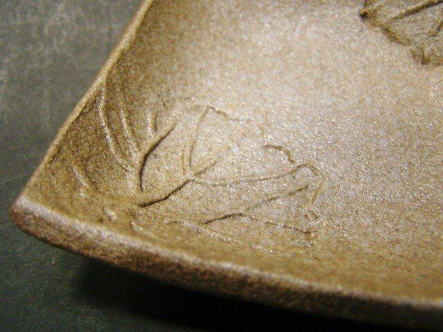 正方形つわ陶板(6枚組)の画像1枚目