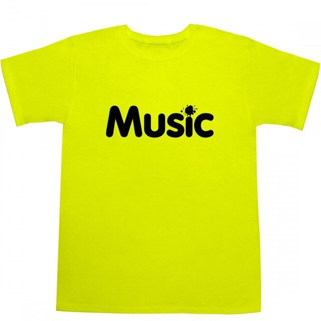 Music Tシャツの画像1枚目