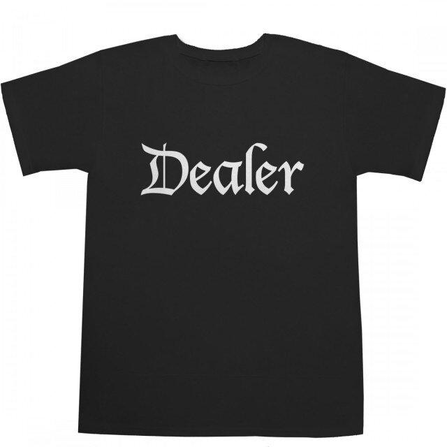 Dealer Tシャツの画像1枚目