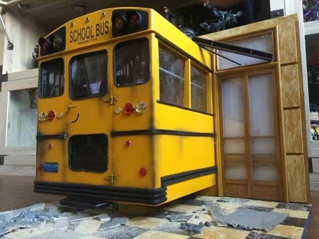 ファンカスタム 1/6スケールムービーシーンシリーズ・バスの画像1枚目