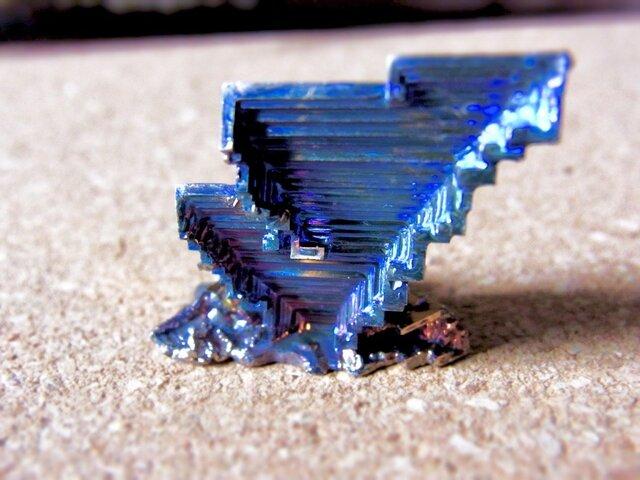 ビスマス結晶 おまけ付き i2の画像1枚目
