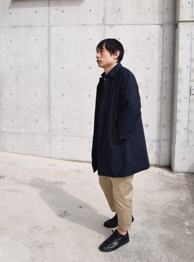 unisex coat bansyuori コートの画像1枚目
