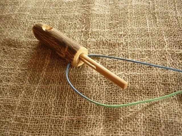 シジュウカラ笛  Japanese Tit Whistleの画像1枚目