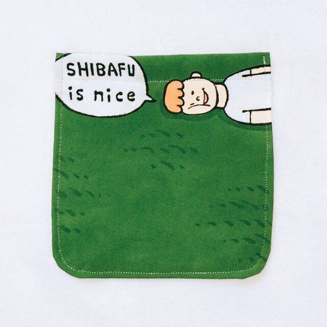シバフイズナイス 男子 ポケット付 Tシャツの画像1枚目