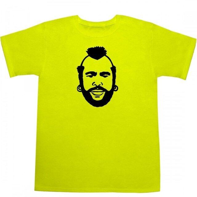 Mr.T Tシャツの画像1枚目
