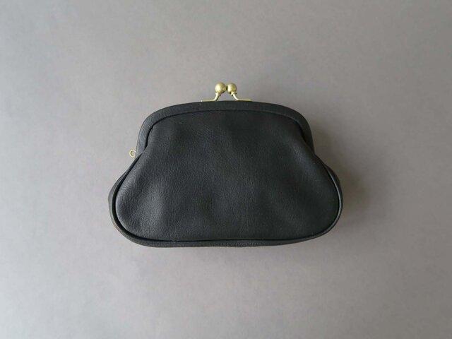 gama purse (black)の画像1枚目
