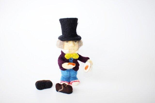 帽子屋(Wonderland展より)の画像1枚目
