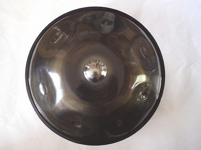 ハンドパン ケルティックマイナー(サンセット スケール)裏面:TOK TONE ドラム handpanの画像1枚目
