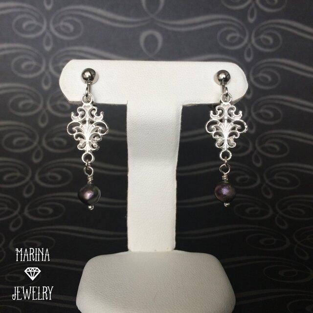 【受注後製作品】OPERA violet - Pearl -の画像1枚目