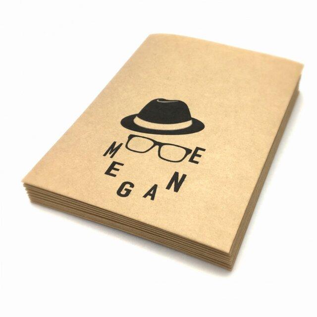 メガネマン封筒の画像1枚目