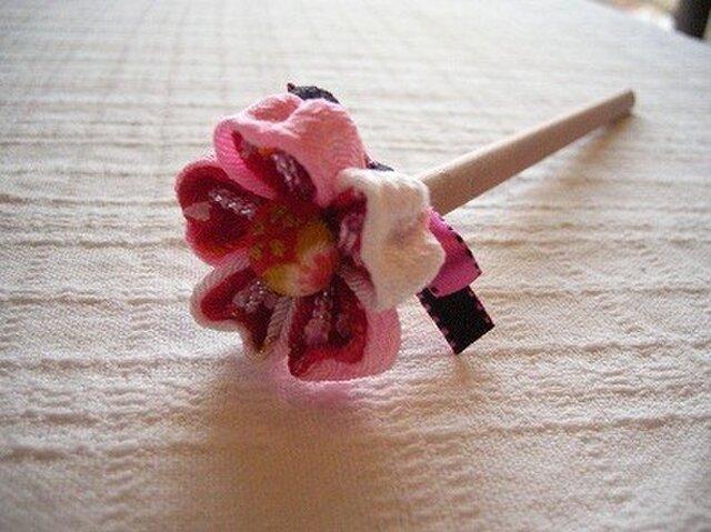桃の花エンピツ(紅色)の画像1枚目