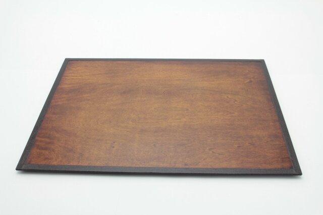幅45cmの布巻盆の画像1枚目