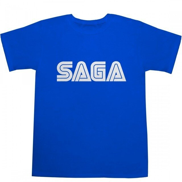 SAGA Tシャツの画像1枚目