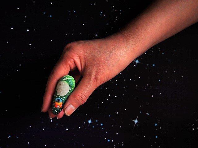 クロ UFO に 初飛行 ! 流れ星 より速く飛べ!の画像1枚目